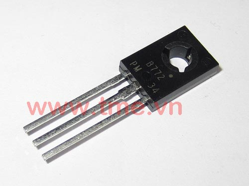 PNP Power Transistor 3A/30V 10W