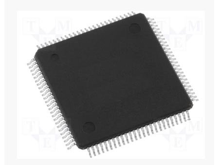 MCU 8BIT 256KB FLASH TQFP-100