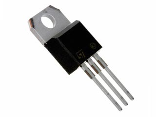 IC REG LDO 5V 1.5A TO220 (Dual Gauge frame)